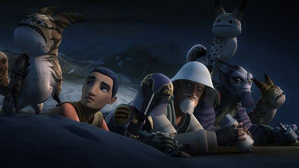 Star Wars: Rebels Season 4