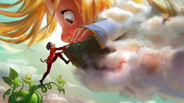 Disney Chops Down Animated Jack And The Beanstalk