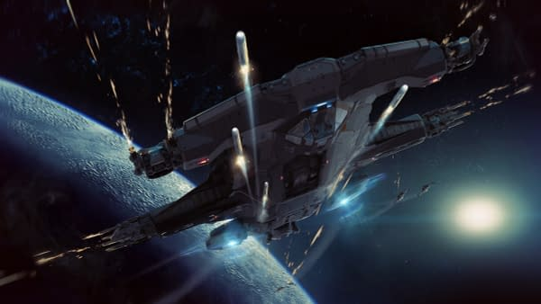Crytek Sues Cloud Imperium Games for Breach of Contract on Star Citizen