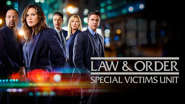 """Law And Order: SVU Is """"Hitting Harvey Weinstein Head-On"""" In New Episode"""