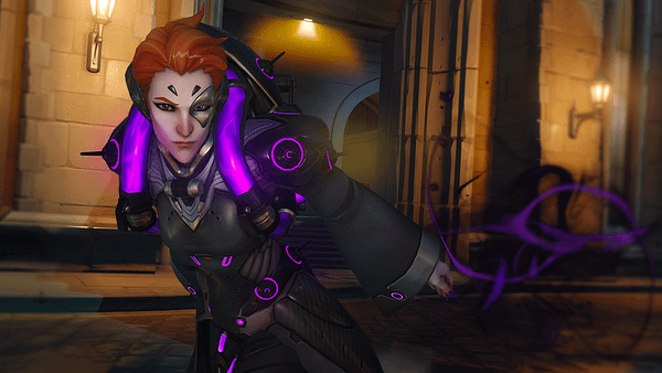 Moira Is Added To 'Overwatch' While Mercy Is Nerfed… Again
