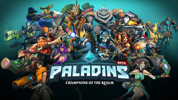 Hi-Rez Studio Designers Allegedly Disagreed with Paladins's Loot Boxes