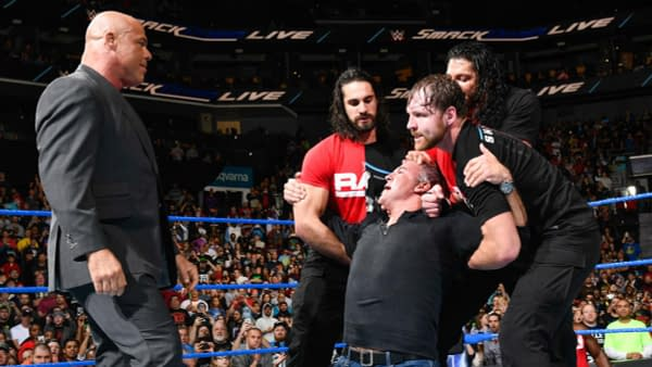 Trying To Survive? WWE Booked Survivor Series Like A Fire Sale