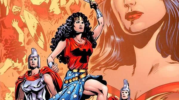 Colleen Doran Wonder Woman