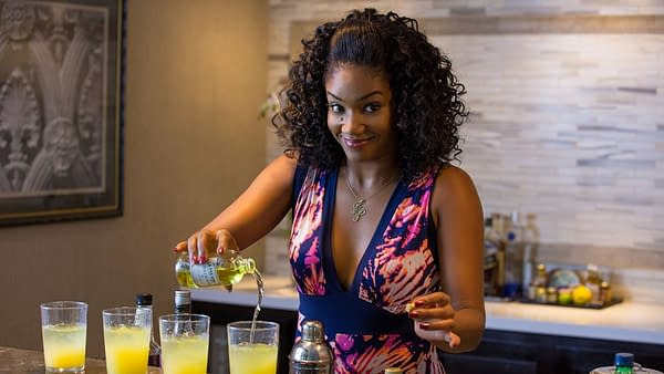 Report: Tiffany Haddish In Talks For Lead Role In The Kitchen