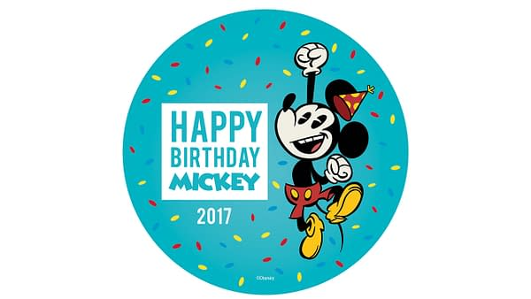 The Disney Parks Are Getting Ready For Mickey's Birthday!