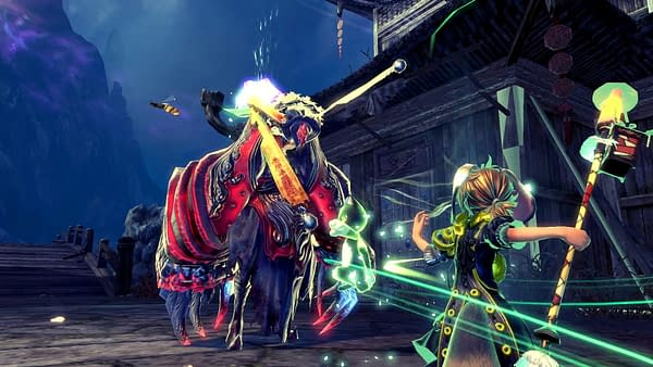Review: There's a Good Game in Blade & Soul… Somewhere