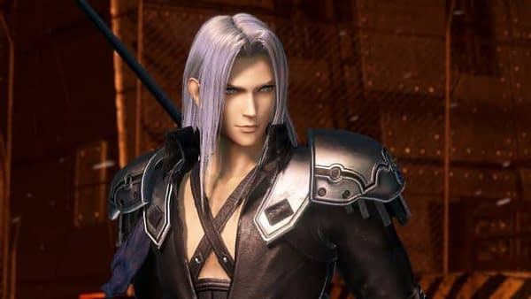 Dissidia Final Fantasy NT's New Trailer Introduces The Game's Villains