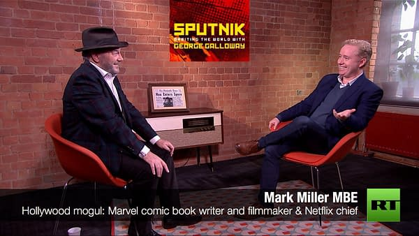 Mark Millar Says WB Wants a Superman: Red Son Director, Vladimir Putin Could Finance It