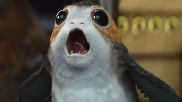 Despite Controversy, Porg-Driven Star Wars: The Last Jedi to End Year as Highest-Grossing Movie