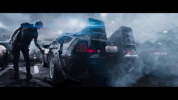 [SPOILERS] Let's Talk About Ready Player One: Spielberg Goes Guns-to-Radios Again