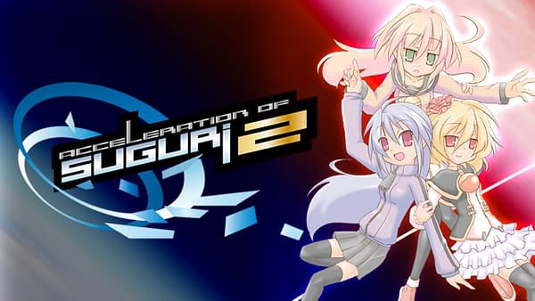 Acceleration of Suguri 2 Finally Gets a Release Date