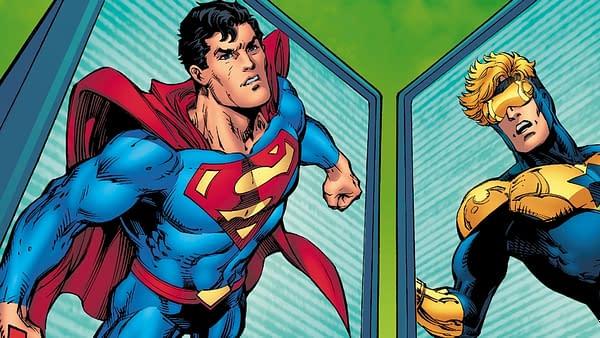 Action Comics #995 cover by Dan Jurgens, Trevor Scott, and Hi-Fi