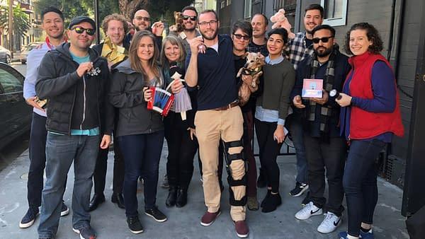 Fable Studio Announces New Neil Gaiman VR Project At Sundance
