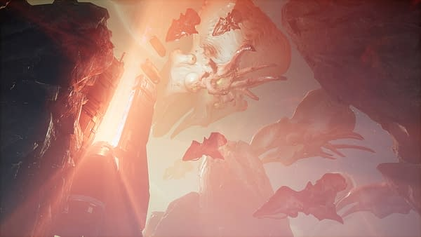 Gunheart Gets You Up Close and Personal with Alien Bugs… for Fun