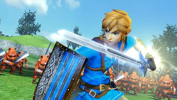 Hyrule Warriors: Definitive Edition Gets A New Japanese Trailer