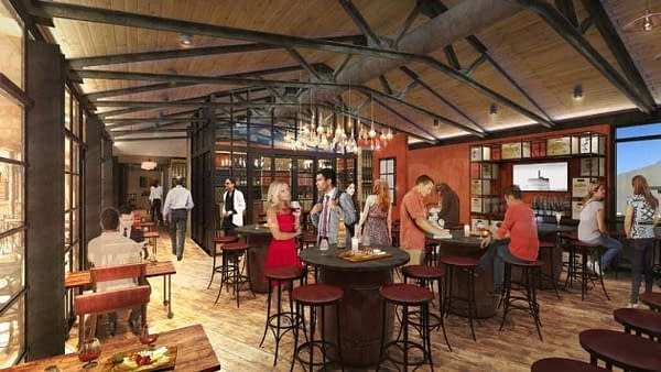 Wine Bar George, the Only Master Sommelier-Led Bar in Florida, Coming to Disney Springs