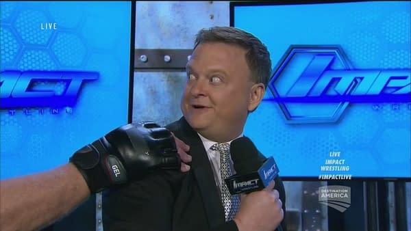 To Crush Impact and Make Matt Hardy Great Again, WWE Hires Jeremy Borash