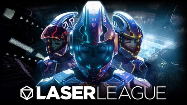 Laser League Gets A New Trailer Before Betas Start This Weekend