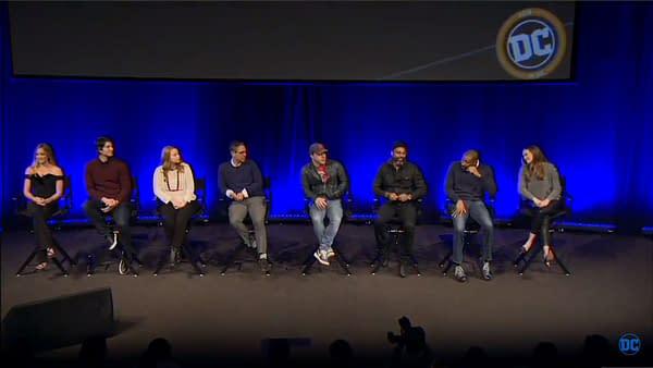 Geoff Johns and Greg Berlanti are Looking at Garth Ennis and John McCrea's Hitman for TV