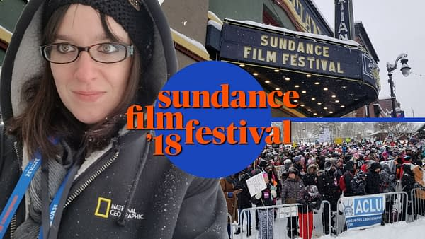 [Sundance 2018] People Brave a Blizzard to Attend the Respect Rally in Park City, Utah