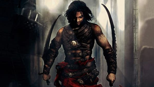 Prince of Persia Creator Says He's Trying Get The Franchise Moving Again