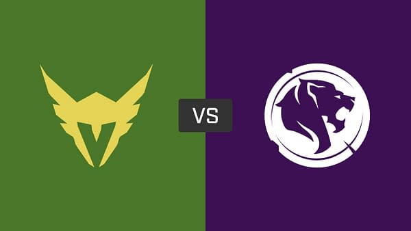 Overwatch League Spotlight: Los Angeles Gladiators vs. Los Angeles Valiant