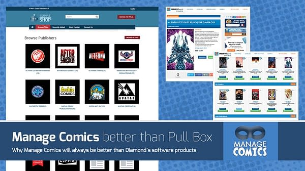Why Manage Comics Will Always Be Better Than Diamond's PullBox