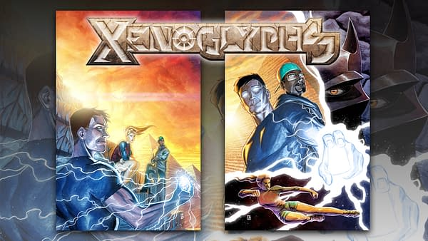 Absolute Last Time to Get Xenoglyphs: The Complete Series