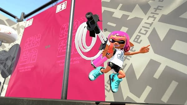 Splatoon 2 Will Unleash Their Next Weapon On The Game Tomorrow