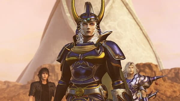 Dissidia Final Fantasy NT is More about Fighting and Strategy than Story