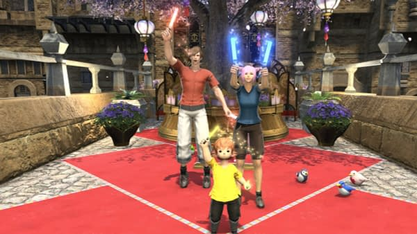 Final Fantasy XIV's Little Ladies' Day Brings Back the Songbirds