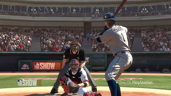 Babe Ruth Enters the Game in New MLB The Show 18 Trailer