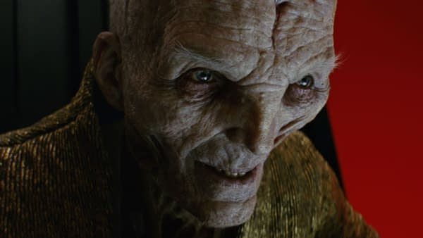 The Last Jedi: Snoke's Identity Finally Revealed by The Most Unlikely of Sources (Spoilers)