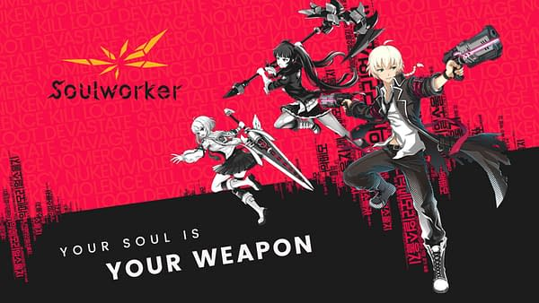 Anime Action-Adventure MMO SoulWorker has Launched an Open Beta on PC