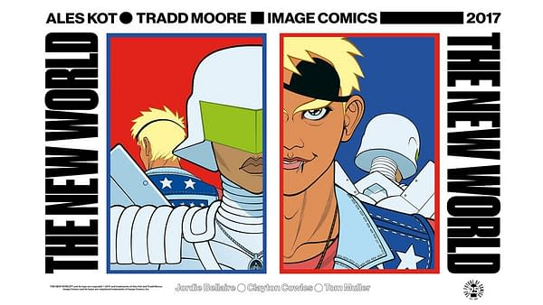 Image Comics Expo Announcements That Went MIA, Lost and Found