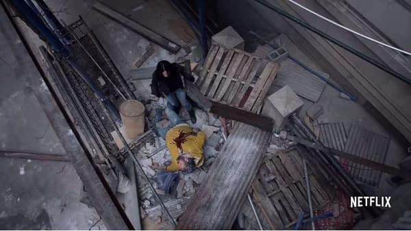 Jessica Jones Season 2 Trailer Has Jessica Facing Old Demons