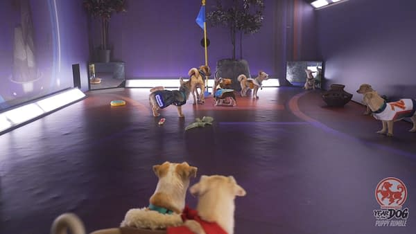 "Overwatch: Blizzard's ""Puppy Rumble"" Is for All the Kibble!"