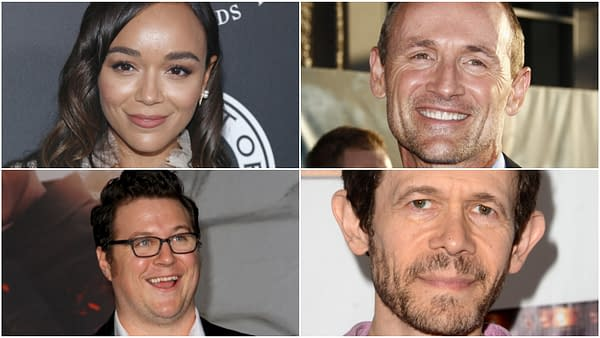 The Umbrella Academy: Colm Feore, Ashley Madekwe, Two More Cast
