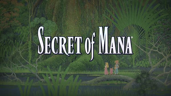 Square Enix Gives Secret Of Mana A Proper Launch Trailer