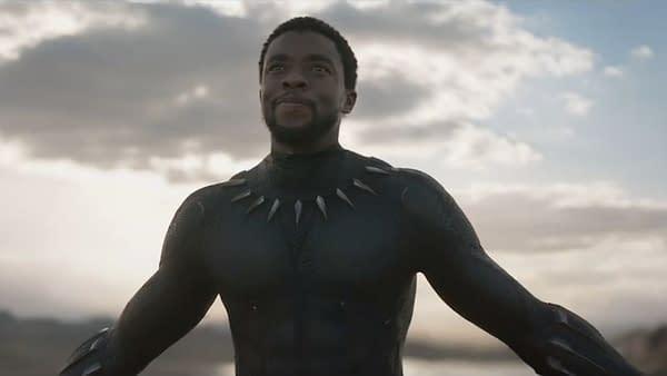 Surprise, Surprise, Black Panther Exceeds Estimates Again: $201M 3-Day, $235M+ 4-Day