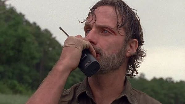 The Walking Dead Season 8 Trailer Highlights Carl's Goodbye