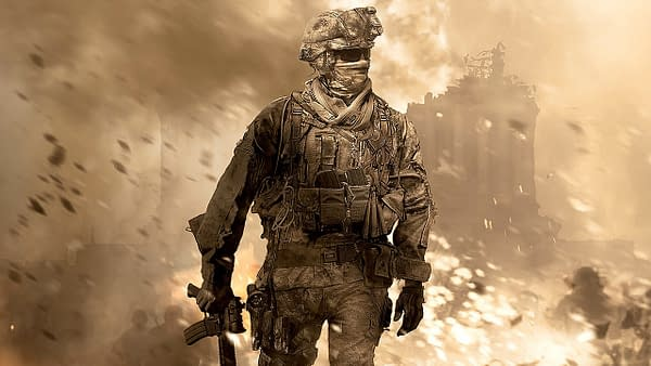 China is Getting a Call Of Duty Mobile Game from Activision And Tencent