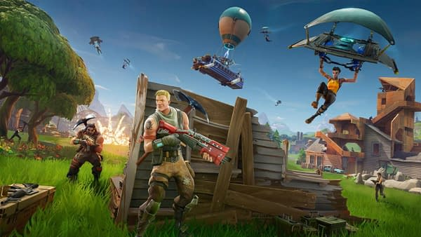 Fortnite is Now the Most-Watched Game on Twitch with 5 Years of Streamed Content
