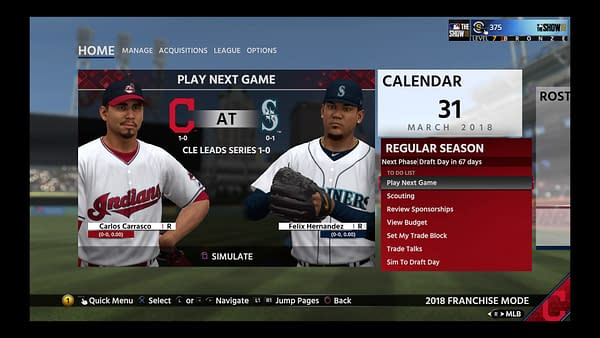 MLB The Show 18 Review: If You Liked Last Year's Game, You'll Like This One