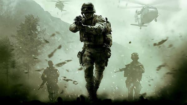 Is Call of Duty 2019 Modern Warfare 4 or a Modern Warfare Reboot?