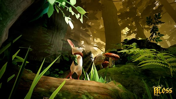 Review: Playing Moss is Like Playing with a Dollhouse, in the Best Way