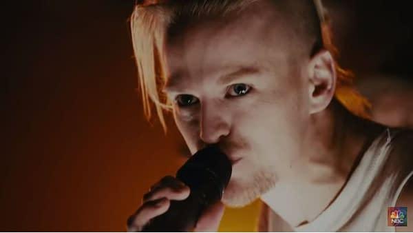 Swedish Rock Singer Erik Grönwall Performs Simon Zealotes from NBC's Jesus Christ Superstar Live in Concert!