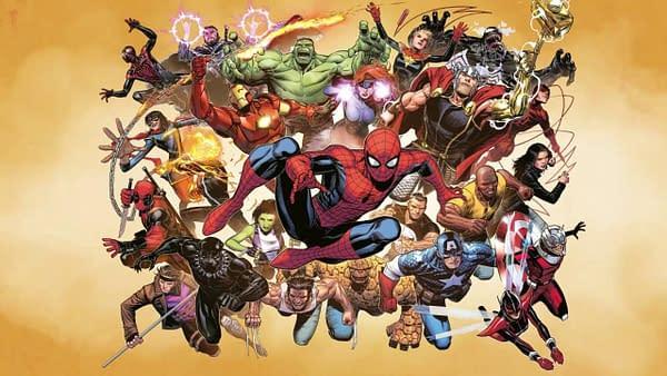 Marvel to Publish Free 'Marvel Universe Magazine' for 18th April