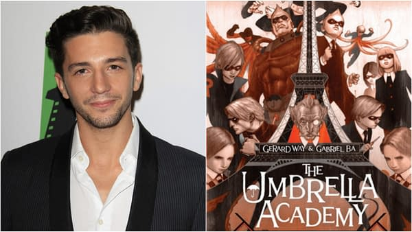 The Umbrella Academy: The Big Short's John Magaro Joins Series